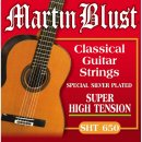Martin Blust Classical Guitar Strings Super High Tension