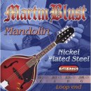 Martin Blust Mandolinen-Saiten Set 1775 Nickel Plated Steel