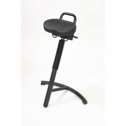 Sit Stand Stool STABILITH extra high, by Lotz
